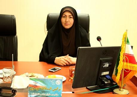 نرگس السادات موسوی جایگزین علی فتحی در شورای شهر شاهینشهر شد+سند