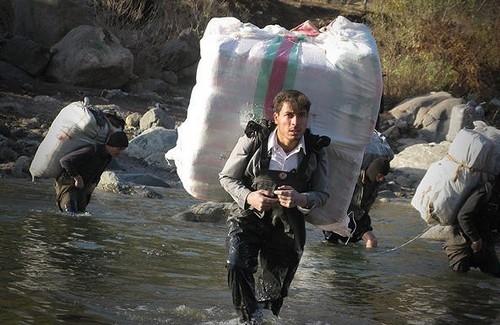 جانشین رئیس پلیس ناجا از ساماندهی کوله بران در مرزهای کشور خبر داد