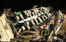 ۱۲ تن کشته و ۱۸ نفر زخمی دستاورد تصادف اتوبوس با کامیون در محور شاهرود