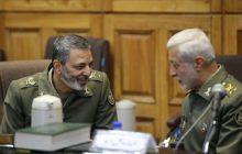 سرلشکر موسوی سکان هدایت ارتش جمهوری اسلامی ایران را به دست گرفت/صالحی جانشین رئیس ستاد کل نیروهای مسلح شد