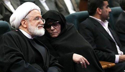 مهدی کروبی یکی از رهبران فتنه ۸۸ دست به اعتصاب غذای خشک زدند