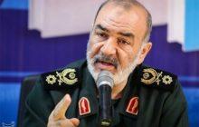 سردار سلامی عنوان کرد؛ نطق ترامپ در سازمان ملل سراسر از انفعال و شکست در مقابل ایران بود/آمریکا باشگاه سیاسی دیکتاتورهای جهان است