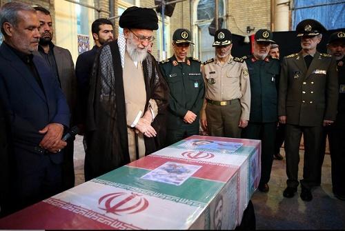 رهبر معظم انقلاب عنوان کرد؛ خداوند متعال شهید حججی را عزیز کرد/ در کشور غوغا شده است