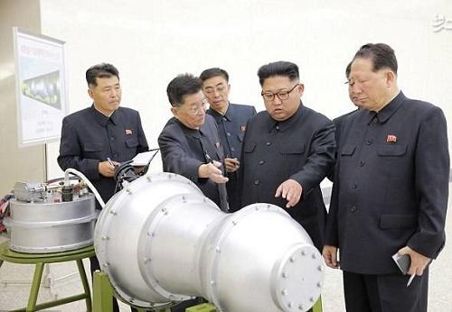 خبرها در جهان از موفقیت کره شمالی در آزمایش نخستین بمب هیدروژنی حکایت دارد