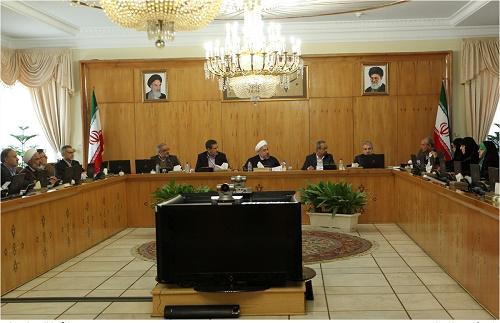 هیئت وزیران تکلیف مدیریت  پنج استانداری  دیگر را مشخص کرد