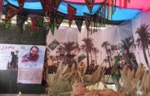افتتاح نمایشگاه دفاع مقدس شاهینشهر توسط جانشین فرمانده سپاه
