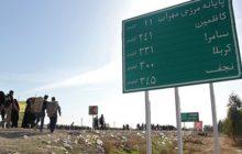 تردد ۵۰ درصدی زائران عبدالله الحسین (ع) از مرز مهران/ تاکنون نزدیک به دو میلیون نفر موفق به حضور در راهپیمایی اربعین شدهاند