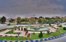 سر تیتری اولین زن شهیده شاهینشهر در هفته فرهنگی این شهر/هفته فرهنگی شاهینشهر ۱۸۰ میلیون تومان آب میخورد