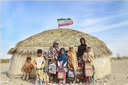 وجود ۲۵ مدرسه کانکسی و کپری در روستاهای اهر