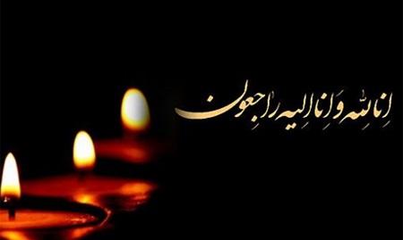 شکرزاده طی پیامی درگذشت پدر شهردار اصفهان را تسلیت گفت