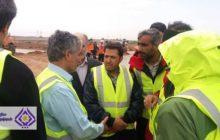 تقدیر فرماندار و شهردار اهواز از خدمات صادقانه «پیمان شکرزاده» شهردار تیران به سیلزدگان