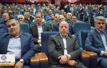 گزارش تصویری از مراسم تودیع و معارفه فرماندار جدید شهرستان شاهینشهر و میمه